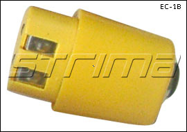 Socket for continuous work for EC-10A/B
