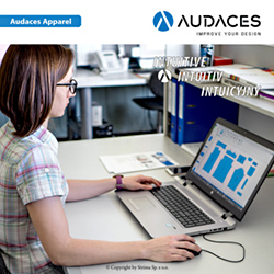 Audaces Apparel - Pattern Design / Marker Making Standard - uživatelská licence - 2 - AUDACES Apparel Expert