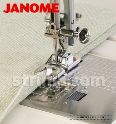 Hemming foot (for machines with shuttle hook)