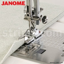 Hemming foot for 4 mm (for machines with 9 mm stitch width)