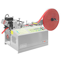 Automatic cold & hot knife cutting machine (right angle) - JM-110LR