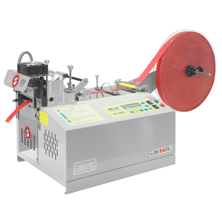 JM-110LR - Automatic cold & hot knife cutting machine (right angle)