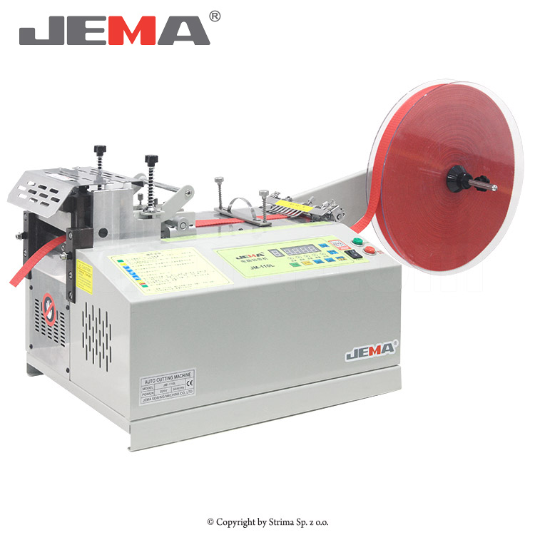 JM-110L - Automatic cold knife cutting machine (right angle)