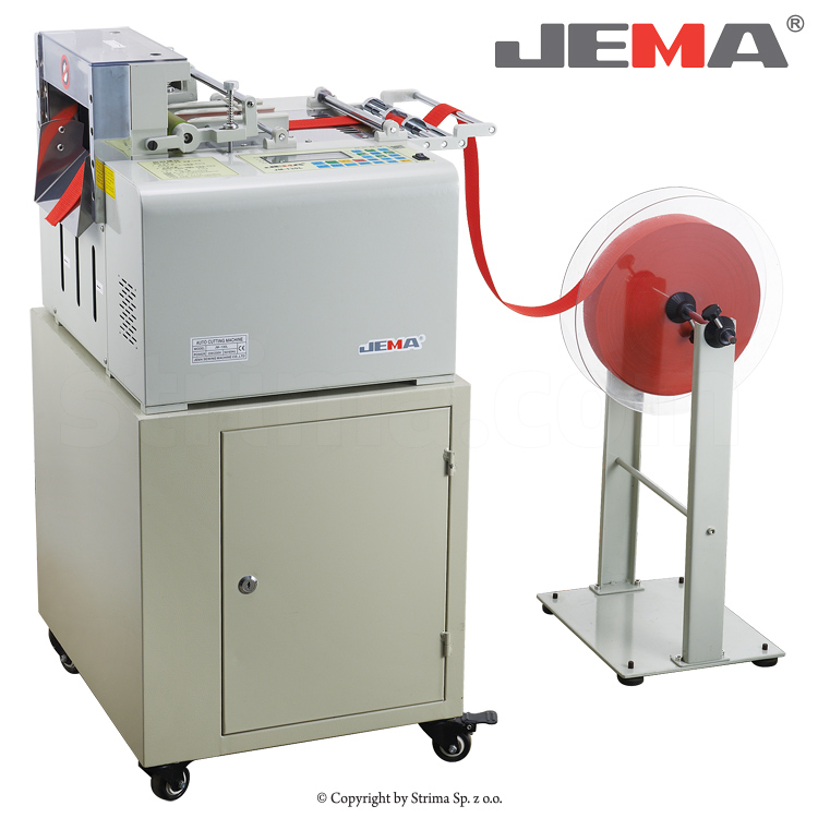 JM-130L - Automatic heavy-duty cold knife cutting machine (right angle)