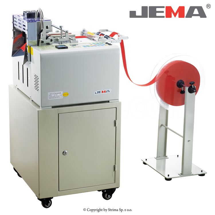 JM-130LR - Automatic, heavy-duty hot & cold knife cutting machine (right angle)