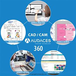 Audaces 360 annual access - 1st year - 1 station