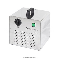 Ozone generator for sanitizing of rooms up to 160m3