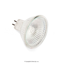 Halogen bulb with reflector 12V 20W for ERGOLINIA TT-5 lamp and others