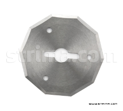 10- sided blade for MB-60, EC-360, 60 mm - MB-60-24+