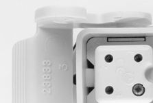 sockets, plugs for irons and steam generators (2002238)